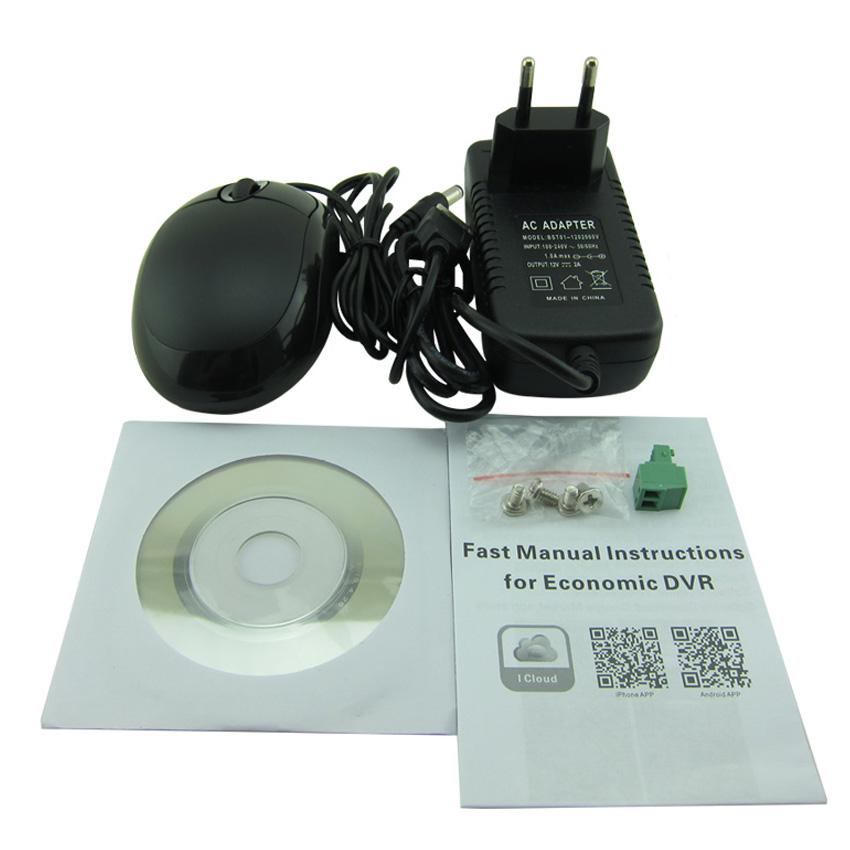16CH CCTV DVR-8(NOT remoto controler)