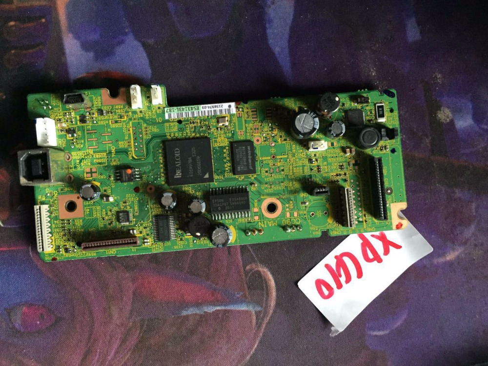 MAIN BOARD CC90 FOR EPSON XP410 XP-410 XP 410 PRINTER