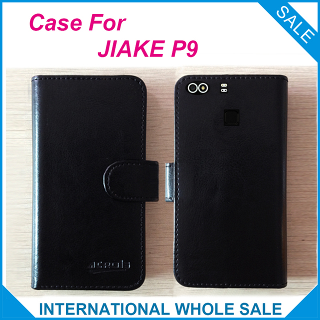 the latest a788d 0da71 US $4.59 8% OFF|Hot!! 2017 JIAKE P9 Case, 6 Colors High Quality Leather  Exclusive Cover For JIAKE P9 Case tracking number on Aliexpress.com |  Alibaba ...