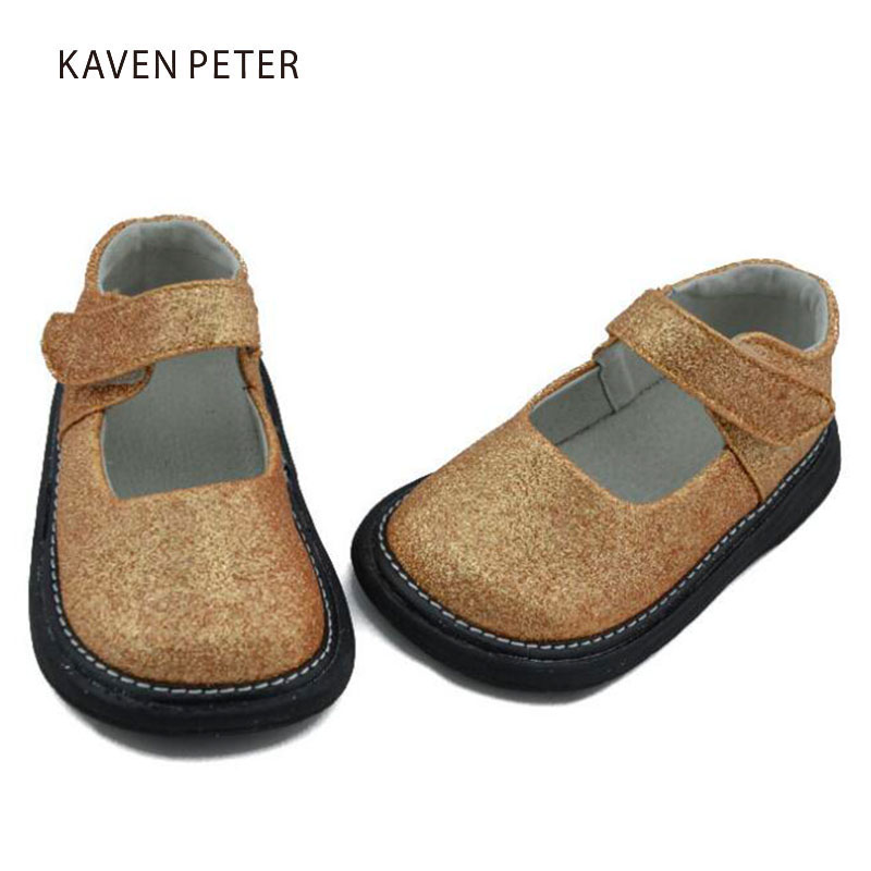 2017 baby toddler shoes girls glitter shoes Gold Silver kids shoes girls flats Autumn children casual shoes female sneaker 6-10