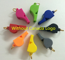 50pcs/lot FOX 40 Referee Whistle ,Classic Basketball Volleyball Football Tennis Dolphin Whistle Apito Without Canada Logo