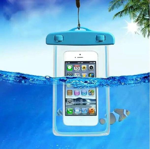 Waterproof Case Diving Underwater Cover for Apple IPhone 6 4.7 IPhone6 Mobile Phone Water Proof Shockproof Dustproof Snowproof