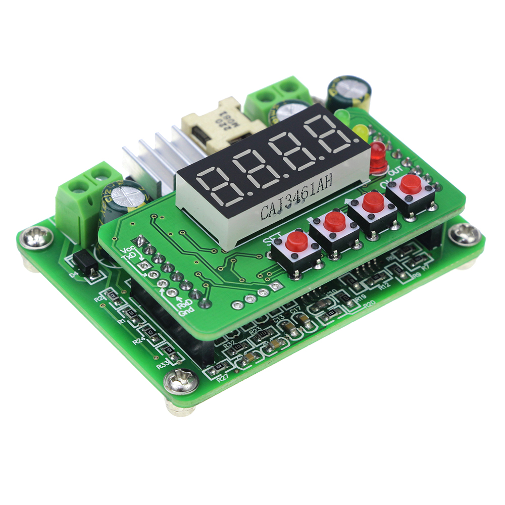 Smart Electronics B3603 NC DC Power Supply Adjustable Step-Down Module Voltage Ammeter 36V3A108W Charger diy kit dc dc adjustable step down regulated power supply module belt voltmeter ammeter dual display