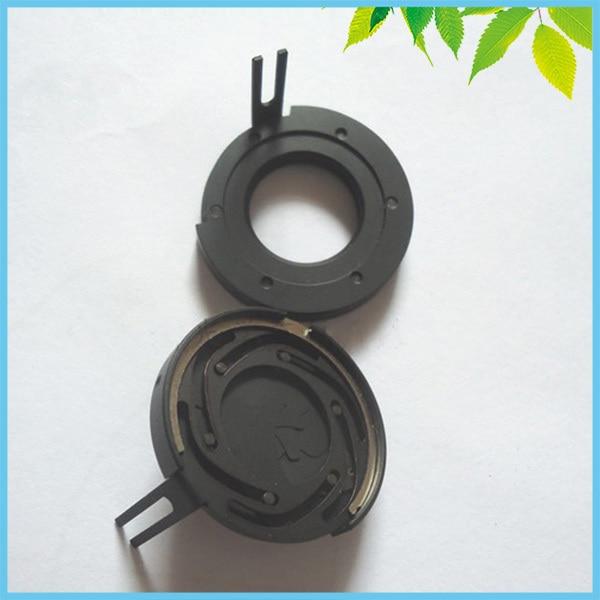 ФОТО Adjustable Iris Diaphragm Aperture 0-11.8mm for Surveillance Camera Laser Rangefinder Microscope