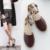2017 Sandálias Gladiador Das Mulheres Sapatas Das Senhoras Alpercatas Salto Plana Sandálias Plataforma Das Mulheres do Desenhador de Moda Rendas Até Sapatos de Praia