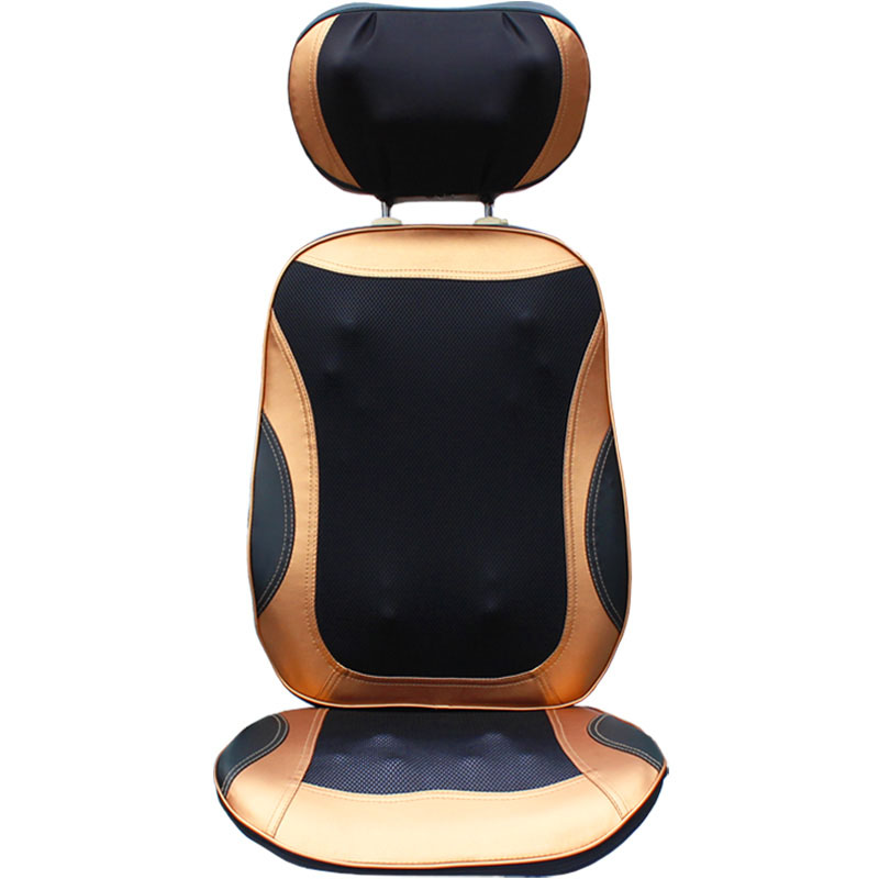 Massager Neck Waist Cervical Shoulder Back Multifunctional Body Neck And Shoulder Kneading Instrument Electric Household Cushion