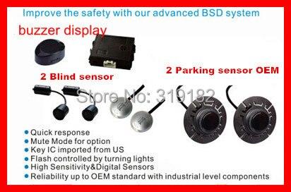 parking Assistance OEM parking sensor System font b Car b font Blind Spot Detection Assist lane