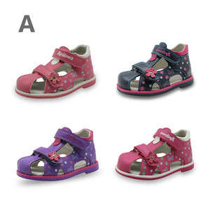 Image 3 - APAKOWA Lucky Package 3 Pairs Girls Shoes Summer Sandals Spring Autumn Shoes Color Randomly Sent for One Package EU SIZE 20 25