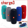 Super Bass New Charge 3 Bluetooth Speaker with LOGO Wireless Speakers Support USB TF Card As Power Bank Caixa De Som