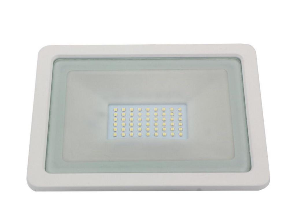 Newest 10W 30W 50W 100W LED Flood Light SMD Outdoor lamp waterproof flood lights 85-265V ...
