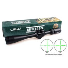 Tactical LEBO TC 6.5-20×40 SP Riflescopes First Focal Plane Side Parallax Mil-dot Hunting Shooting Rifle Scope