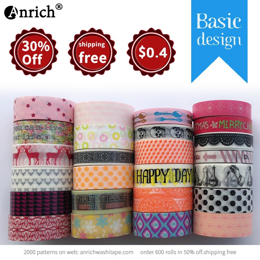 Free Shipping and Coupon washi tape,Washi tape,basic design,Optional collocation,on sale,#6720-6756