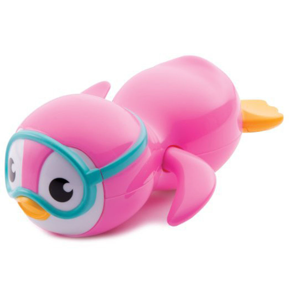 Educational Toy Baby Bath Swimming Toys Penguin Clockwork Wind Up Bath Toy For Kids Pretend Play Water Toys 30S874 wholesale