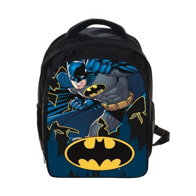 Детский рюкзак бэтмен рюкзак madpax