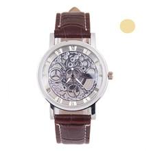 2017 Fashion watch men's watch Relogio masculino Saat Men Mechanical Gear Watch Watches for Clock men