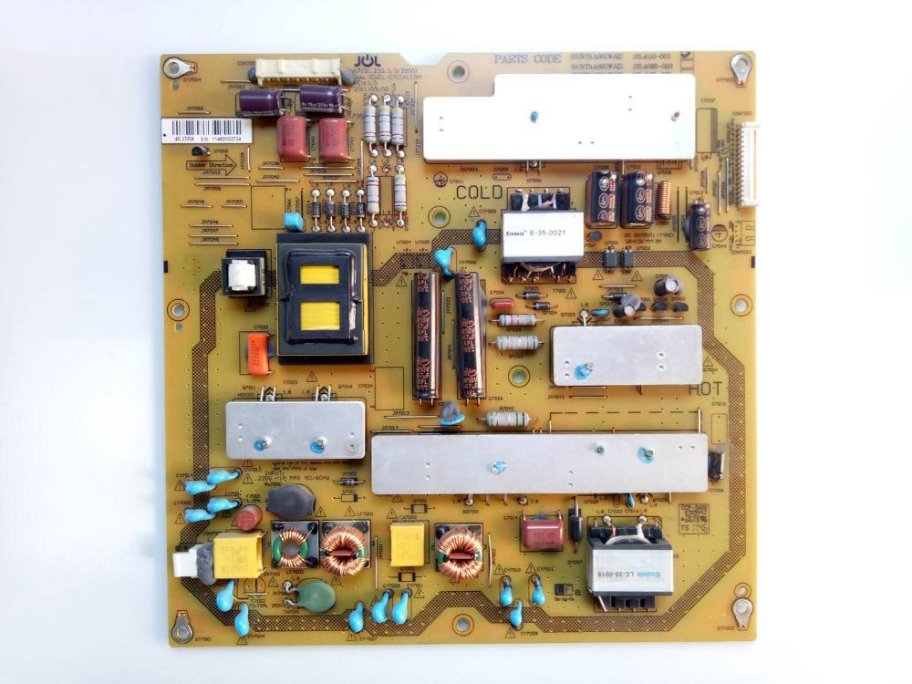 RUNTKA882WJQZ JSL4110-003 Good Working Tested free shipping for original sharp lcd 40nx330a 40lx330a power supply board runtka882wjqz jsl4110 003
