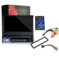 7 HD Bluetooth Touch Screen Car Stereo Radio 2 DIN FM MP5 MP3 USB AUX