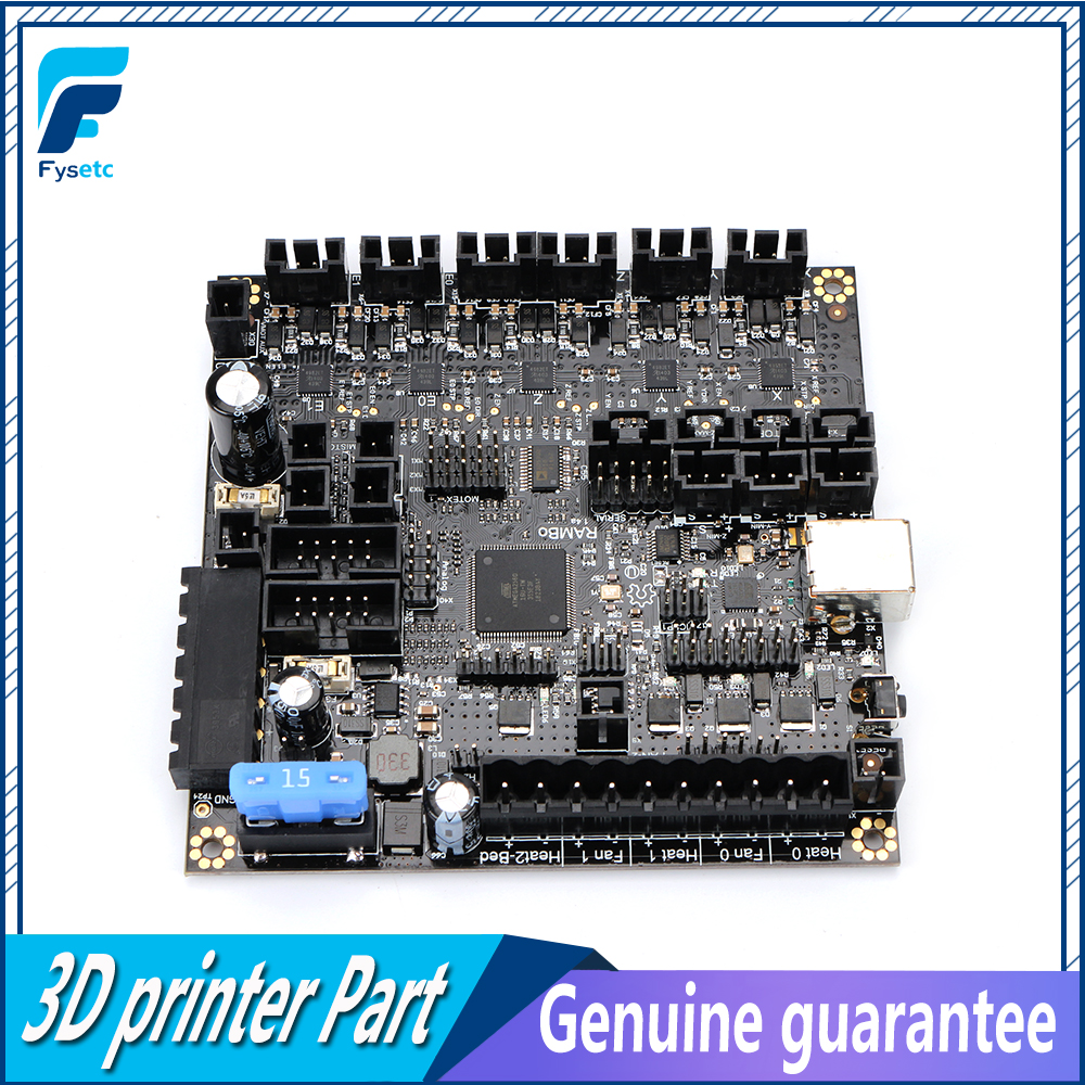 Einsy Rambo 1 1a Mainboard For Prusa i3 MK3 Board With 4