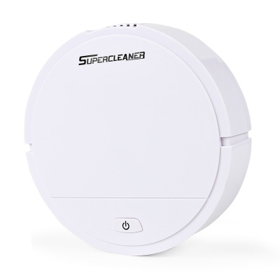 Mini Sweep Robot Rechargeable White Red Black Colour Robot Vacuum Cleaner Floor Dust Catcher cleaning
