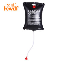 20L Water Bag Portable Solar Energy Heated Camp PVC Shower Bag Outdoor Camping Travel Hiking Climbing