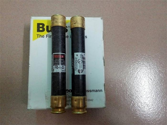 FRS-R-20 delay fuse fuse 21X127 FUSETRON BUSS genuine 20A600V fuse 250vac gdl 6 10a time delay pk5