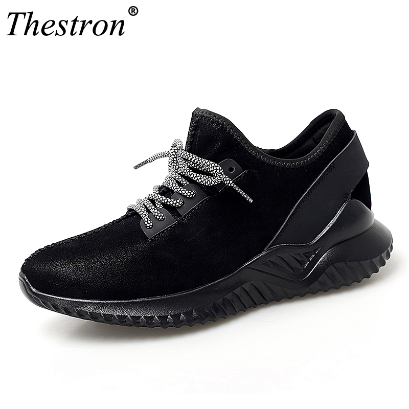 2019 New Running Shoes Mens Sneakers Black Gray  Mens Jogging Shoes Spring Autumn Sport Trainers Zapatillas Hombre Deportiva 44