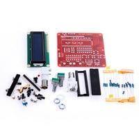 DIY TS-FG121 DDS 기능 신호 발생기 모듈 사인 광장 톱니 트라이 앵글 웨이브 DIY 키트 펄스 사인 웨이브 전자 Compone