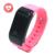 Original X7 Inteligente Monitor de Freqüência Cardíaca Banda Esporte Pulseira de Saúde Pulseira De Fitness Rastreador Atividade Relógio Relógio Para iOS Android