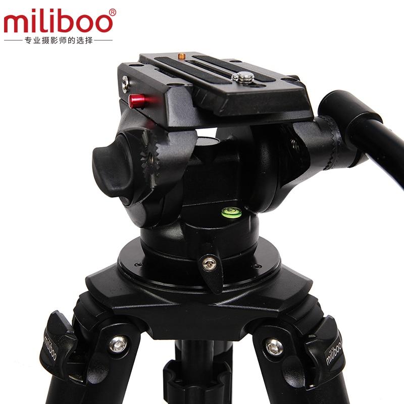 miliboo MTT701 tripod Alüminium Professional Kamera Standart Maye - Kamera və foto - Fotoqrafiya 3