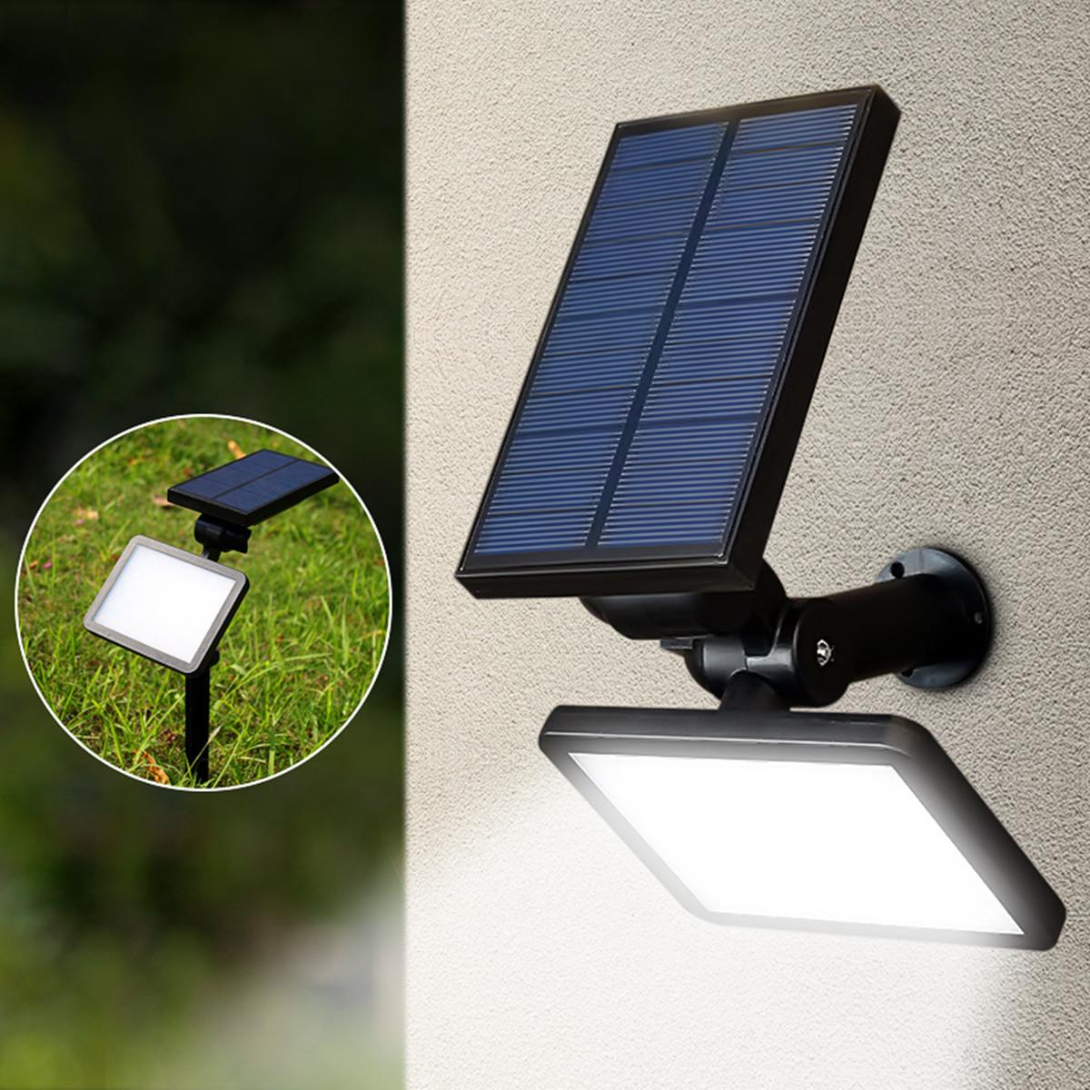 Buy smuxi waterproof ip65 48 led solar - Luz solar exterior ...