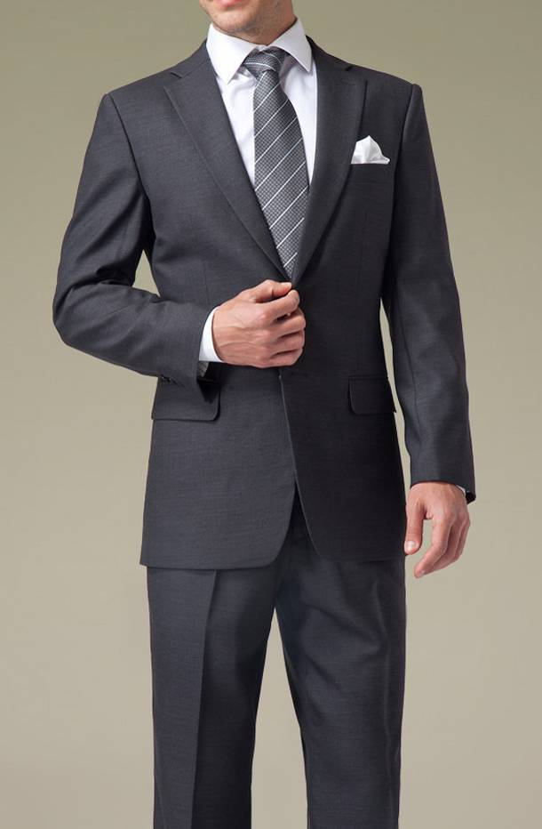 However, synthetic suits are hotter to wear in summer and less insulating in winter, and don't feel as nice to touch. Other cheap suits boast a synthetic-natural fibre blend or come made from a fabric that is purely natural, such as cotton.