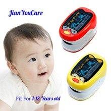 children kids Finger Pulse Oximeter for Pediatric/Child oximetro Pulsoximeter Medical Infant De pulso Dedo SpO2 Saturation Meter spo2 sensor probe for contec pulse oximeter cms50f adult infant child pediatric oximetro