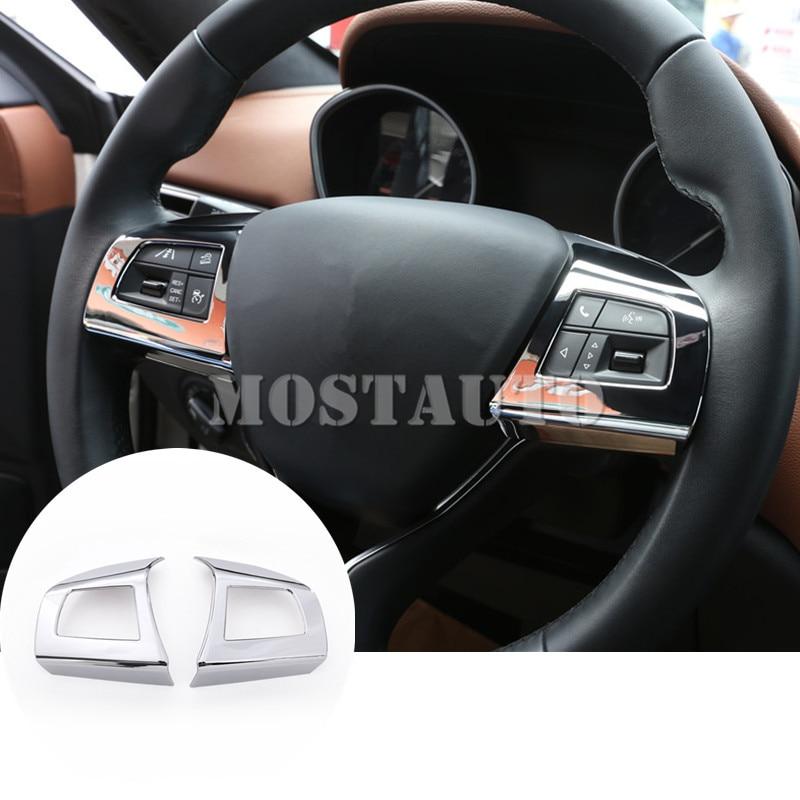 2018 Maserati Levante Interior: For Maserati Levante Interior Steering Wheel Button Frame