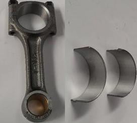 ФОТО Free Shipping 188F connecting rod+ Bearing  6.0hp Diesel engine suit for kipor kama and all Chinese brand Air Cooled