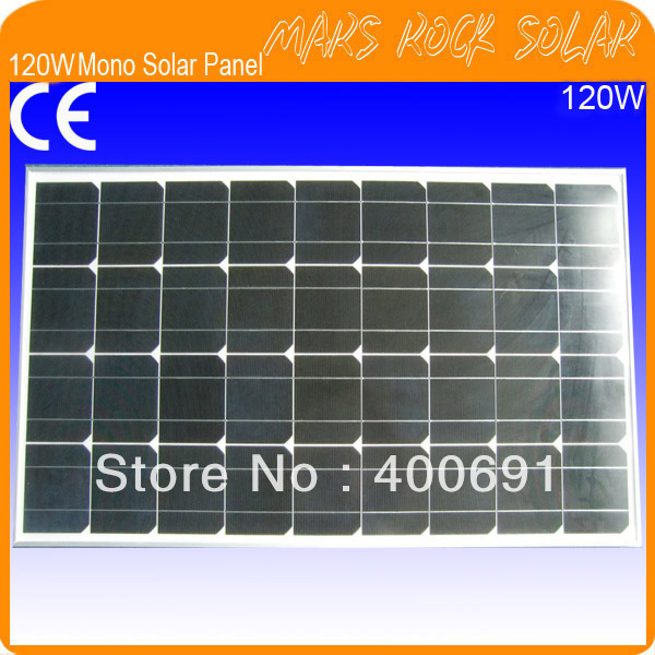 120W 18V Monocrystalline Solar Panel Module with 36pcs A Grade Solar Cells, IP65 Waterproof, Nice Appearance, Power Warranty 1m x 12m solar panel eva film sheet for diy solar cells encapsulant