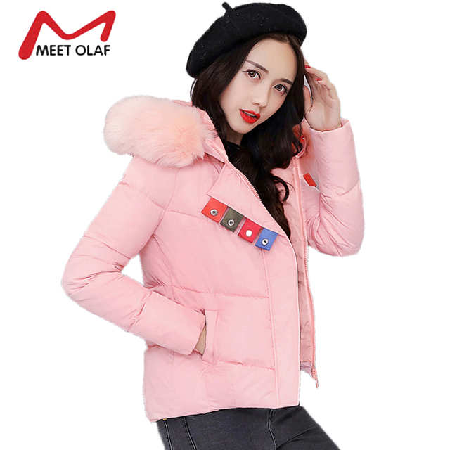 Aliexpress.com : Buy 2017 Women's Down Winter Jackets Women Winter ...