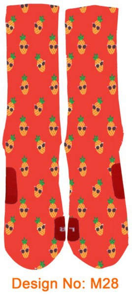 8d6a9fce41cc8 Custom Fashion Sublimation Printed Elite Socks Custom Design Packing Knee  Thigh High Socks Basketball Socks Skateboard Socks-in Men's Socks from  Underwear ...