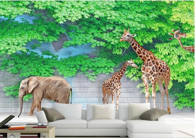 Dieren Behang Kinderkamer : Behang dieren kinderkamer nieuw best behang images