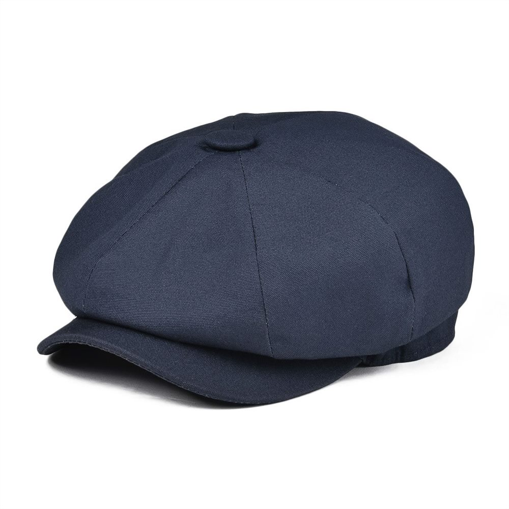 Men's Newsboy Caps Hearty Jangoul Kids Cotton Newsboy Caps Boy Girl Child Apple Flat Hat Canvas 8 Panel Hat Infant Toddler Child Youth Beret Hat 008 Numerous In Variety