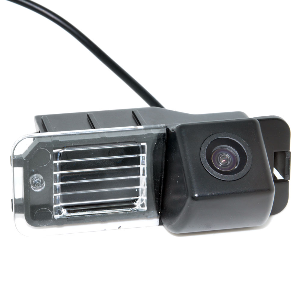 CCD Car Reverse Rear View backup Camera parking rearview Parking System For VW Volkswagen Polo V (6R) / Golf 6 VI / Passat CC