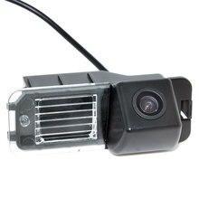 CCD Автомобильная камера заднего вида, парковочная система заднего вида для Фольксваген Поло V(6R)/Golf 6 VI/Passat CC