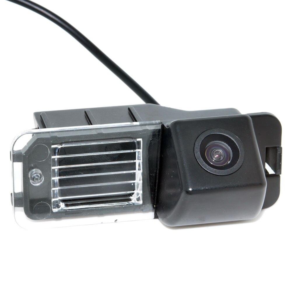 цена на CCD Car Reverse Rear View backup Camera parking rearview Parking System For VW Volkswagen Polo V (6R) / Golf 6 VI / Passat CC