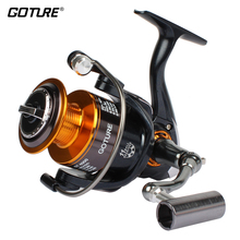 Goture New GT4000 11BB 5.2:1 Spinng Fishing Reel Long Casting Carp Fishing Wheel Feeder Spinning Reel 4000