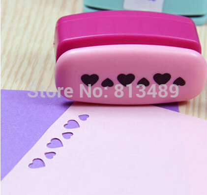 Free Shipping Creative Boundary Craft Punch Embossing Diy Border Punch Edge Lace Punch For Card Making Scrapbooking