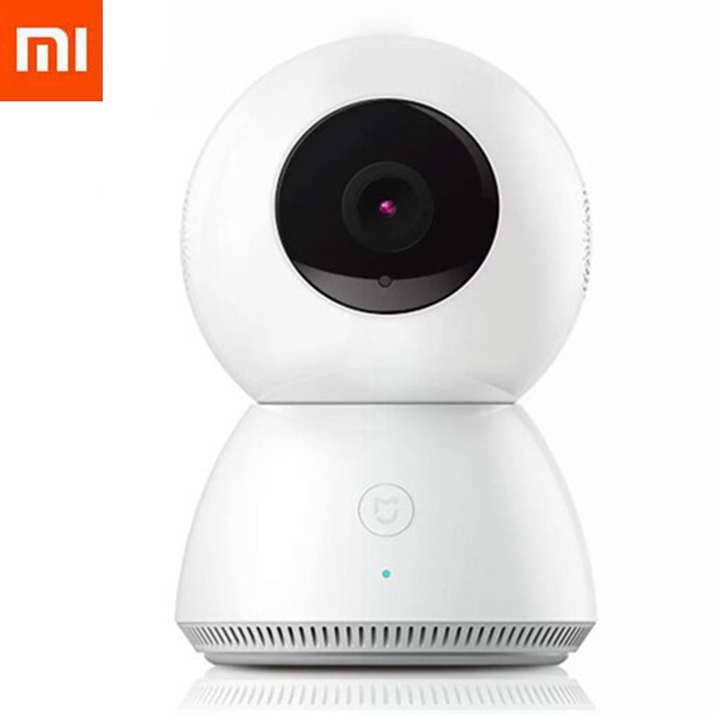 Aliexpress Buy Original Xiaomi Mijia Smart Camera 1080P Full HD Night Vision Webcam IP 360 Angle Wifi Wireless Mi Home App Remote Contro From