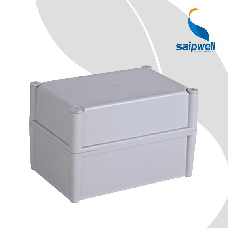 waterproof plastic ABS enclosure junction box 280 190 180mm SP 02 281918