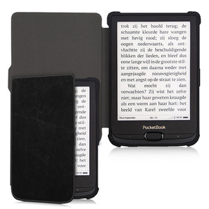 Умный чехол для электронных книг Pocketbook 616/627/632, Pocketbook Touch Lux4/Basic Lux2/Touch HD3, тонкий мягкий чехол из ТПУ