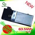 """Golooloo Batería Del Ordenador Portátil Para APPLE MacBook Pro 13 """"A1278 (2009 Version) MB990 MC374 MC700 Reemplace La Batería A1322"""