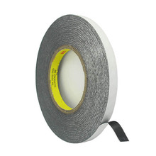 15mm Wide Double Sided 3M Adhesive Sticky Glue Tape for Mobile Phone LCD Touch Screen Display 57mm width 50m 3m 9448 double sided tape for tablet phone repair led lcd touch screen display housing case black