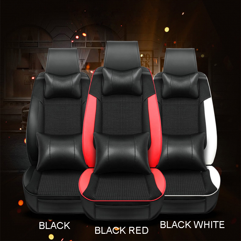 Car seat cover seat covers for lifan 520 620 720 x60 X80 2017 2016 2015 2014 2013 automobile accessories cushion